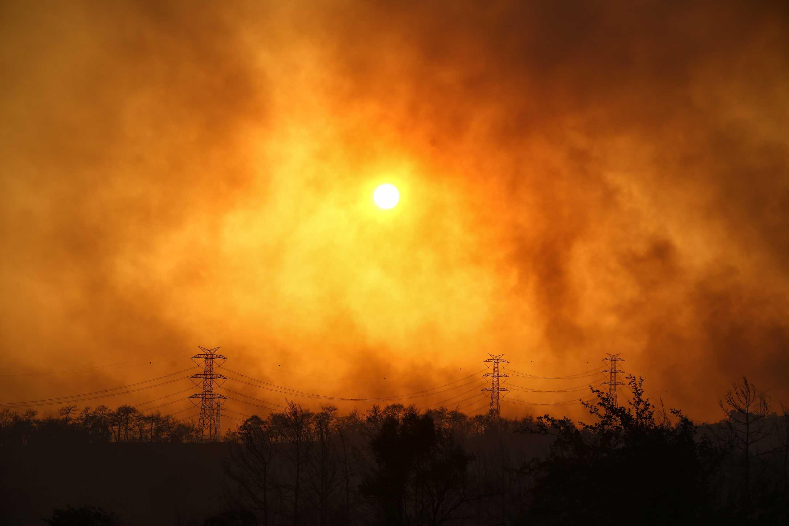 Τουρκία: Συνεχίζουν να καταστρέφουν τα πάντα οι φωτιές – 4 νεκροί, αφανίστηκαν περιουσίες