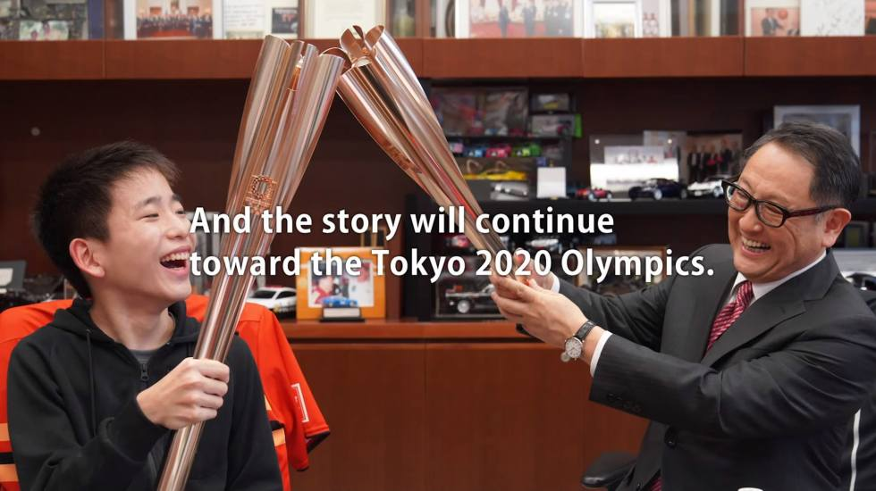 Η Toyota σταματά να διαφημίζεται στους Ολυμπιακούς Αγώνες στην Ιαπωνία!