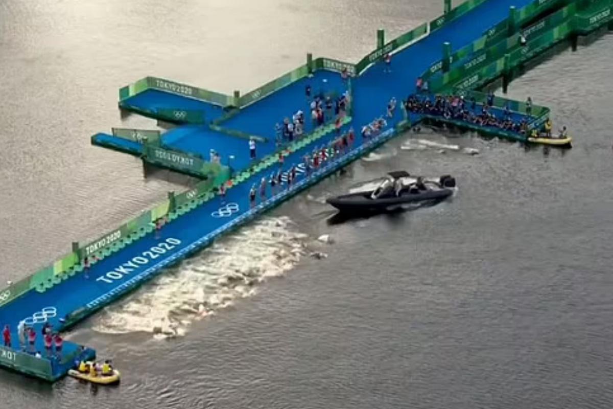 Ολυμπιακοί Αγώνες: Απίστευτη γκάφα στην εκκίνηση του τριάθλου