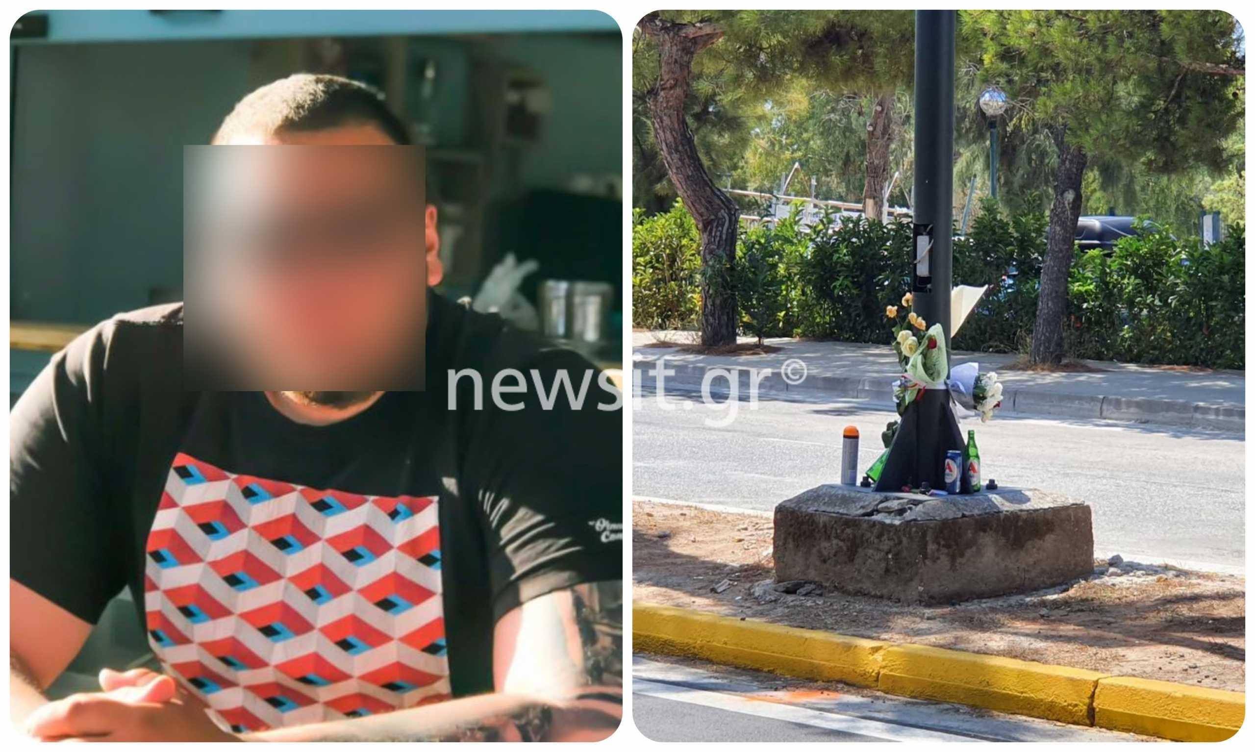 Ποσειδώνος: Χτύπησε τον 21χρονο Νικόλα και τον εγκατέλειψε – Ψάχνουν να βρουν τον οδηγό