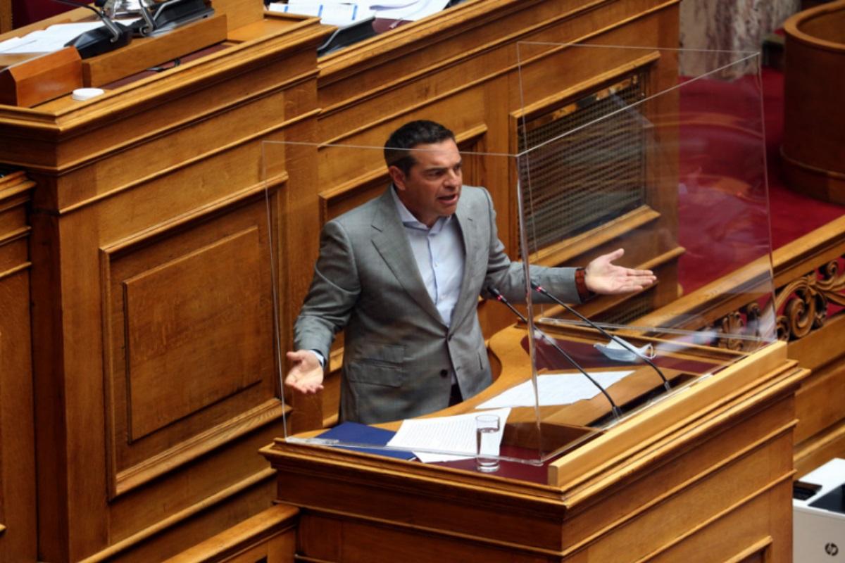 Αλέξης Τσίπρας: Έχετε άγνοια του ελληνικού πανεπιστημίου