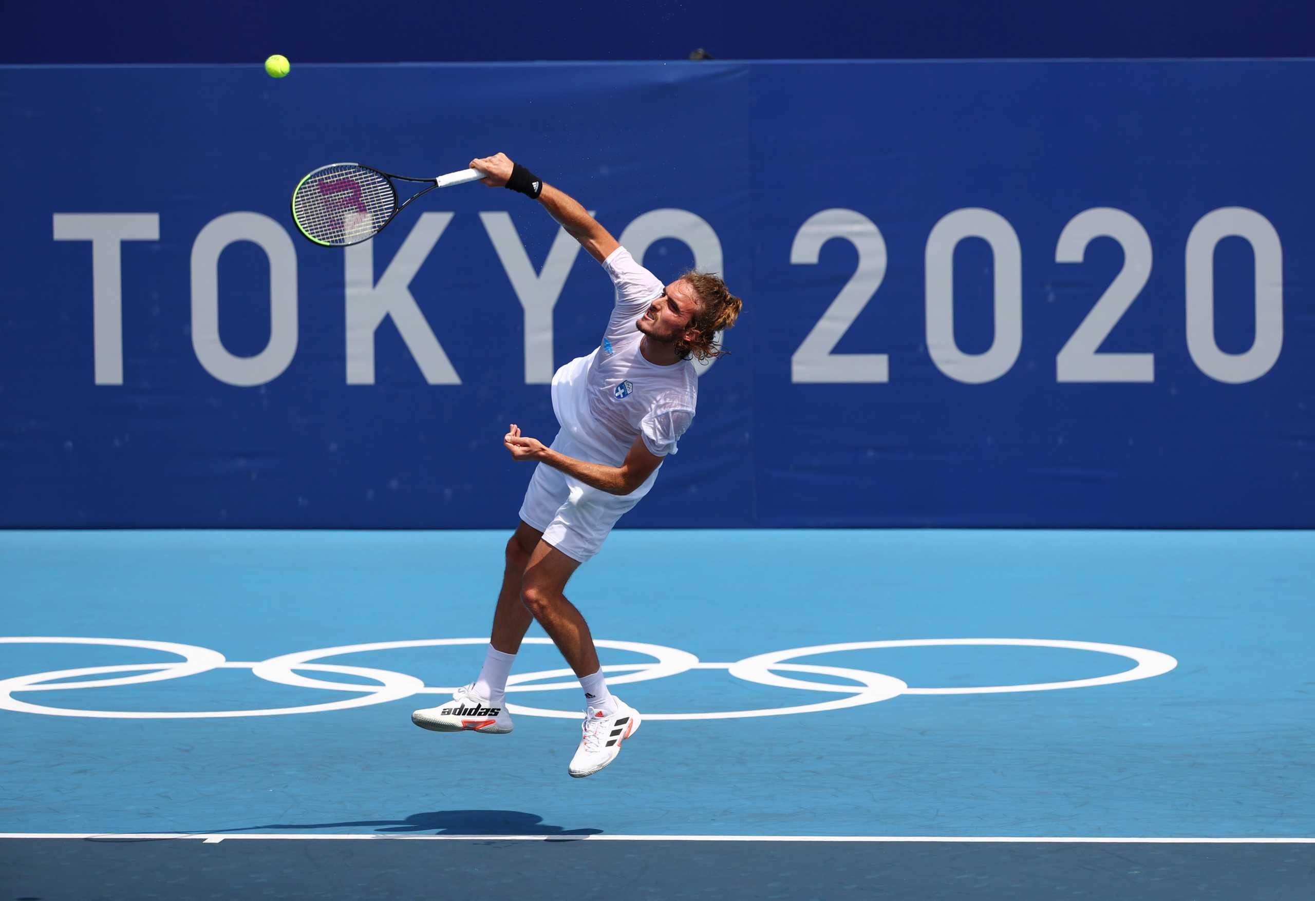 Μίνα Γκάγκα σε Στέφανο Τσιτσιπά: Συνέχισε να παίζεις τένις, εκεί μας κάνεις περήφανους
