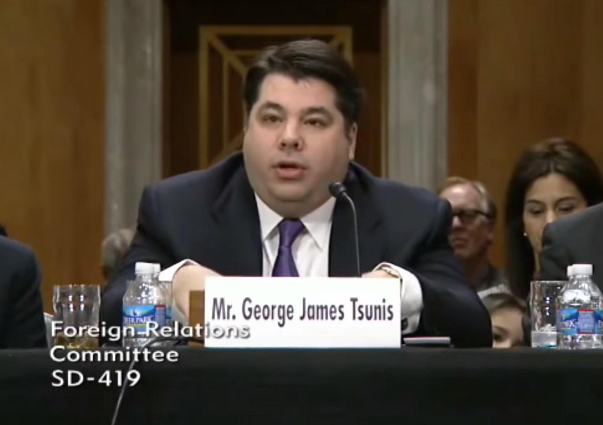 AP: Ο Τζορτζ Τσούνης «εκλεκτός» του Μπάιντεν για νέος πρέσβης στην Ελλάδα