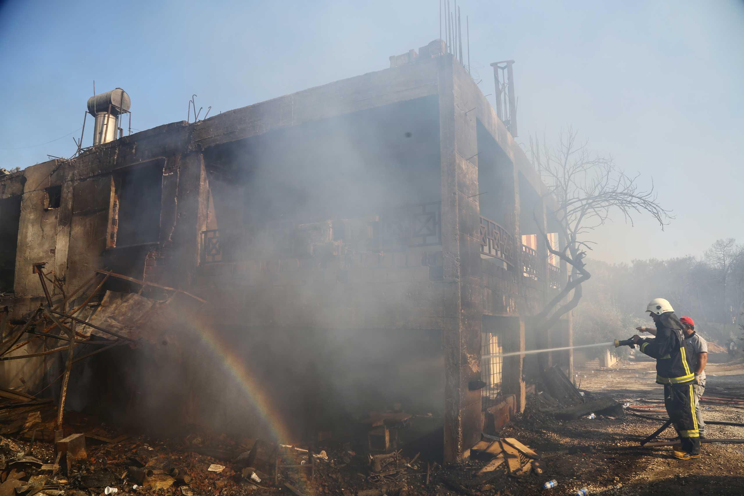 Φωτιά στην Τουρκία: Πυρκαγιές για έκτη μέρα – Τρία αεροσκάφη έστειλε η ΕΕ