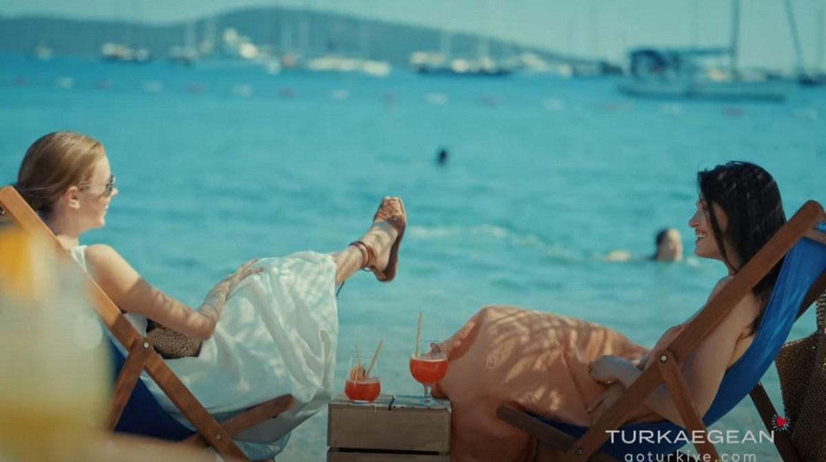 «Turkaegean» – Νέα πρόκληση από την Τουρκία: Τουριστική καμπάνια με επίκεντρο το Αιγαίο