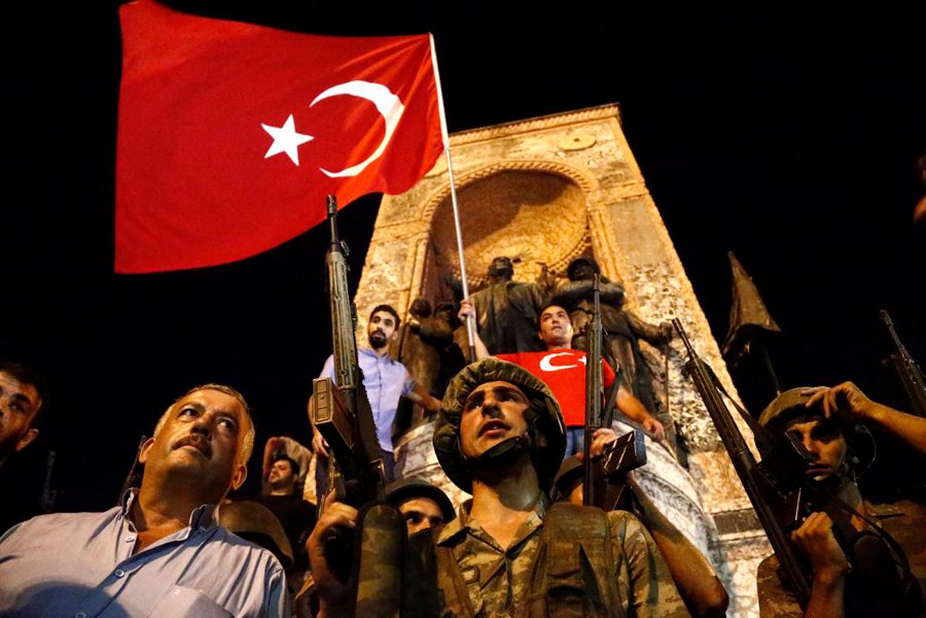 Τουρκία: Πέντε χρόνια από την απόπειρα πραξικοπήματος κατά του Ερντογάν