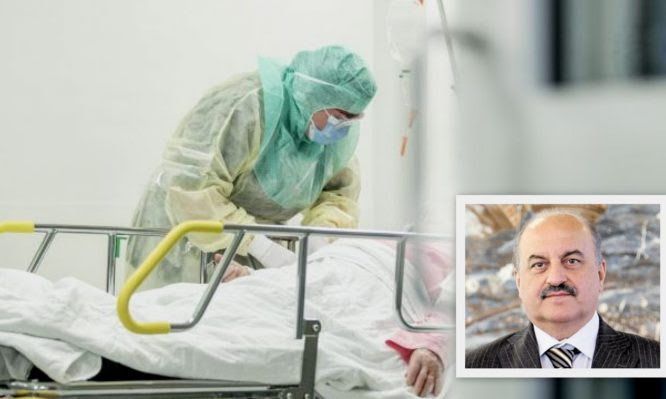 Τζανάκης: Τέταρτο κύμα της πανδημίας στην Ελλάδα μέσα στο καλοκαίρι; Τι θα γίνει με νοσηλείες και  θανάτους