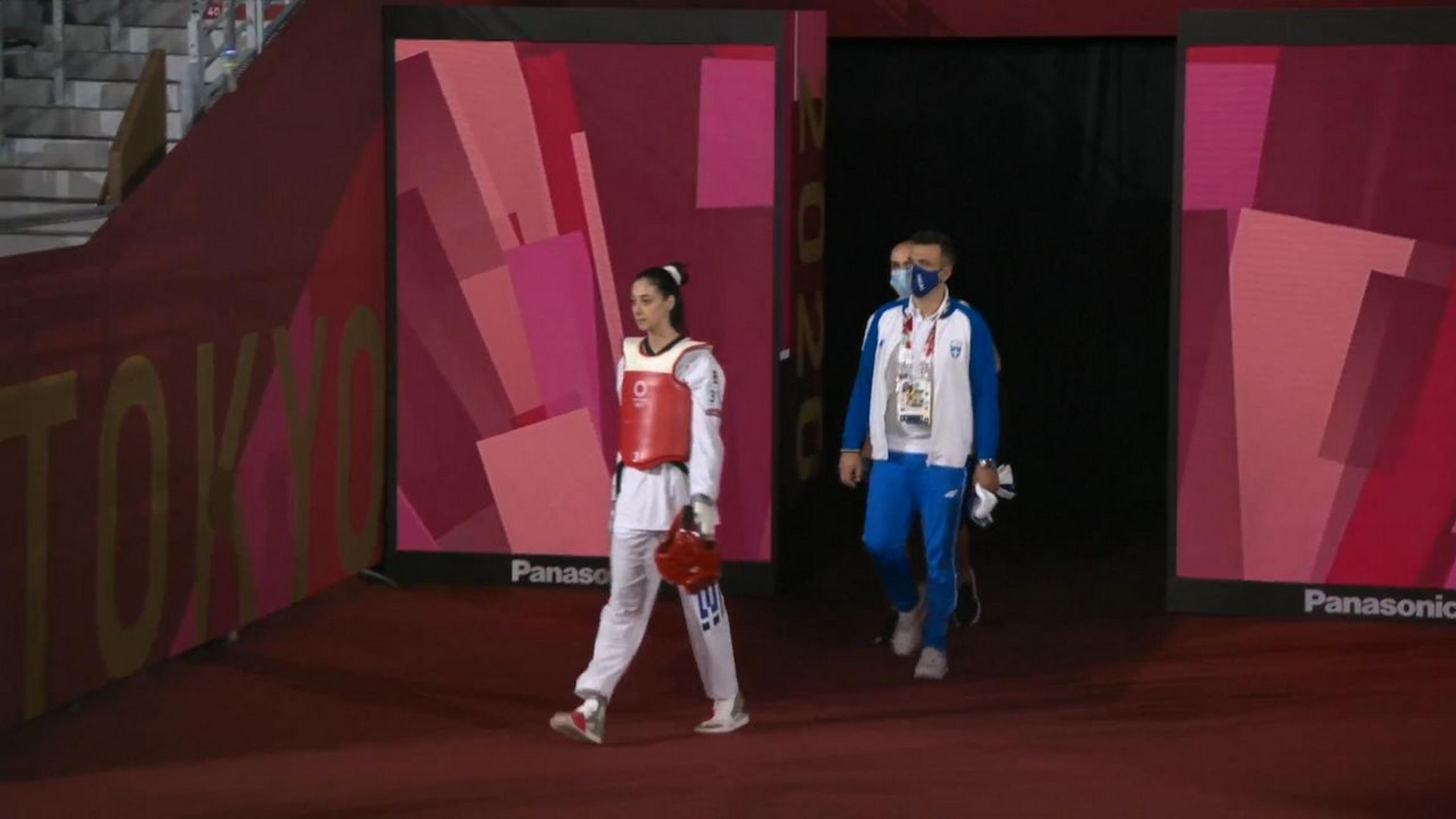 Ολυμπιακοί Αγώνες: Βρήκε δεύτερη ευκαιρία η Τζέλη και μπορεί να φθάσει μέχρι το χάλκινο μετάλλιο