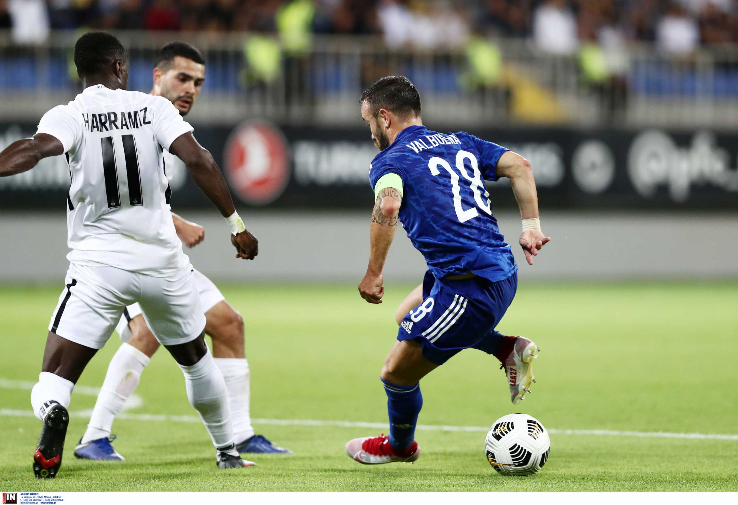 Νέφτσι Μπακού – Ολυμπιακός 0-1 ΤΕΛΙΚΟ