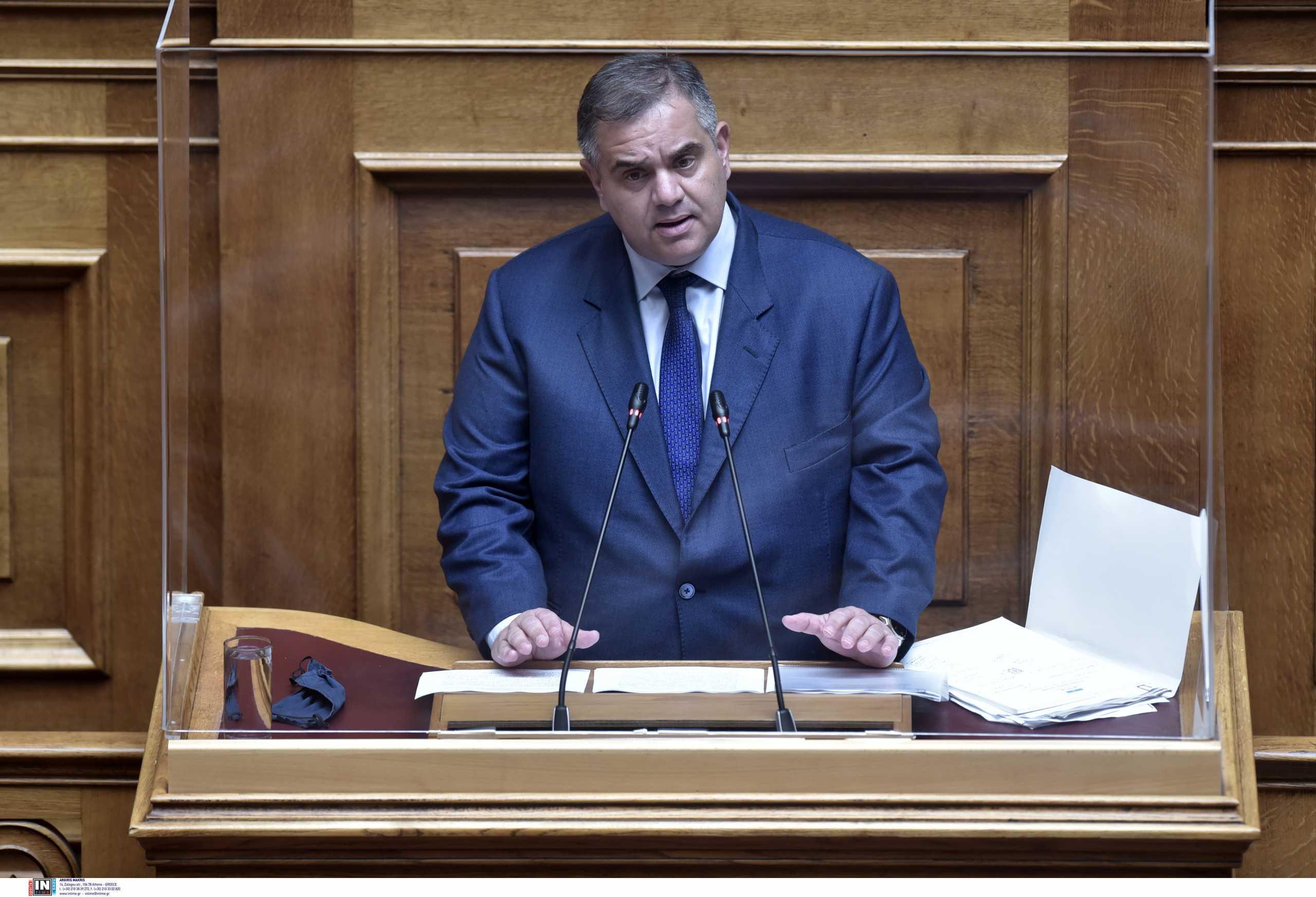 Βασίλης Σπανάκης: «Πήραν θεσμική απάντηση όσοι προσπάθησαν να με ακυρώσουν πολιτικά»