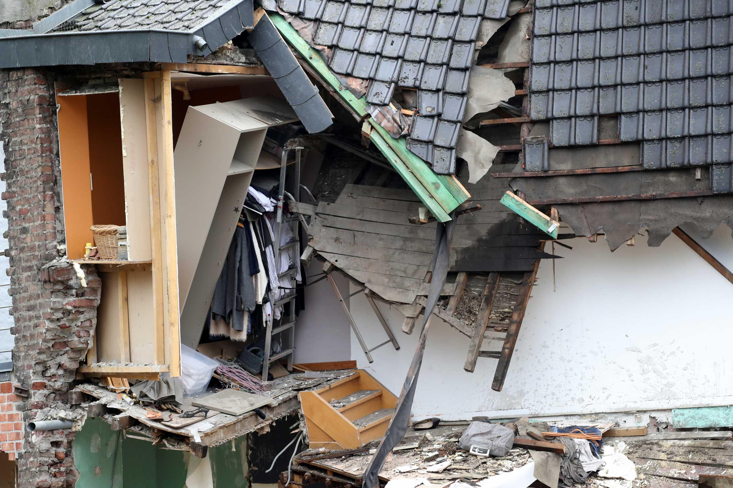 Βέλγιο: Διαλύθηκε η Τρο από τις πλημμύρες – Πολλοί νεκροί και τεράστιες καταστροφές