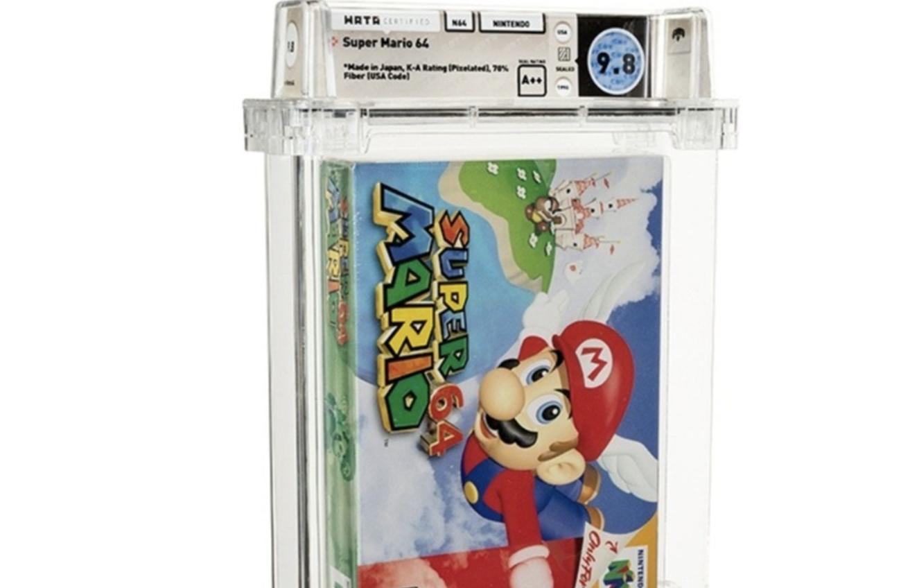Το πιο ακριβό βιντεοπαιχνίδι όλων των εποχών – Πωλήθηκε για 1,56 εκατ. δολάρια