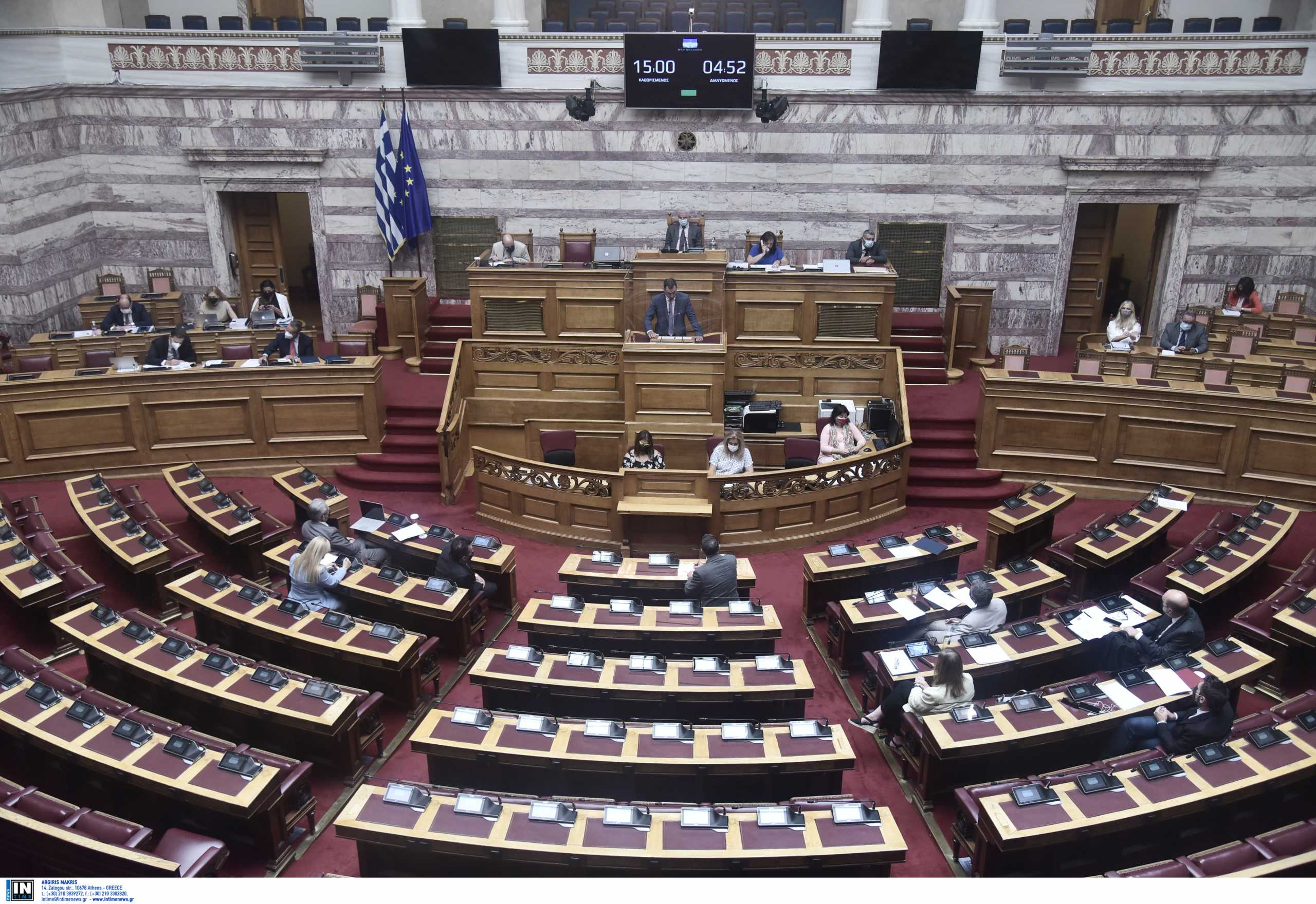 Ταμείο Ανάκαμψης: Με τις ψήφους της ΝΔ αναμένεται να κυρωθούν οι δύο Συμβάσεις στη Βουλή