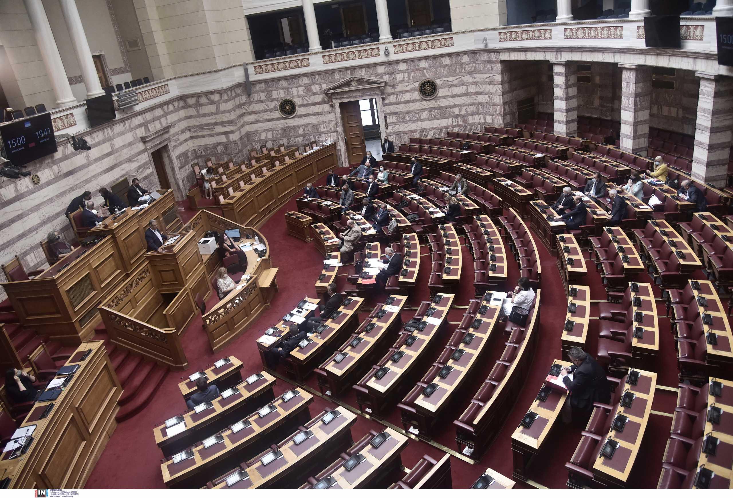 Βουλή: Οι ομιλίες των πολιτικών αρχηγών για το εκπαιδευτικό νομοσχέδιο της Κεραμέως