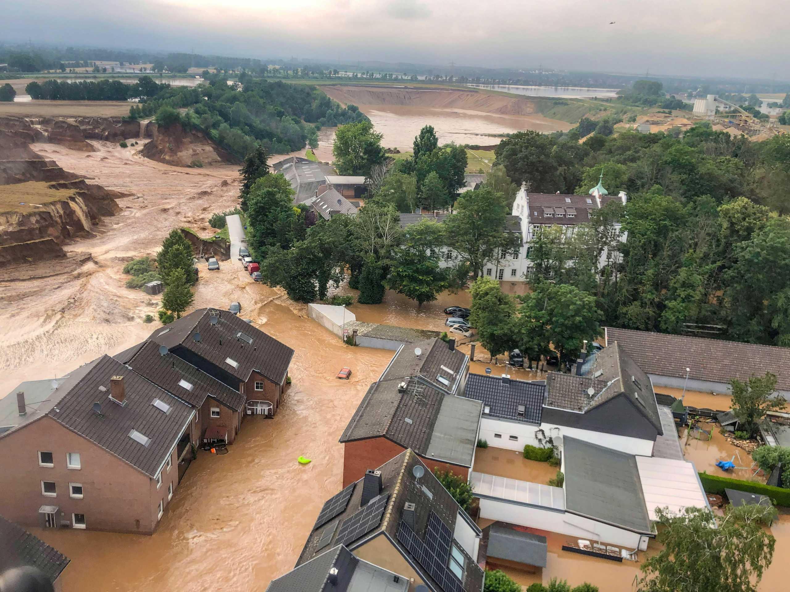 Γερμανία: Συγκλονίζουν οι μαρτυρίες Ελλήνων που έζησαν τις φονικές πλημμύρες