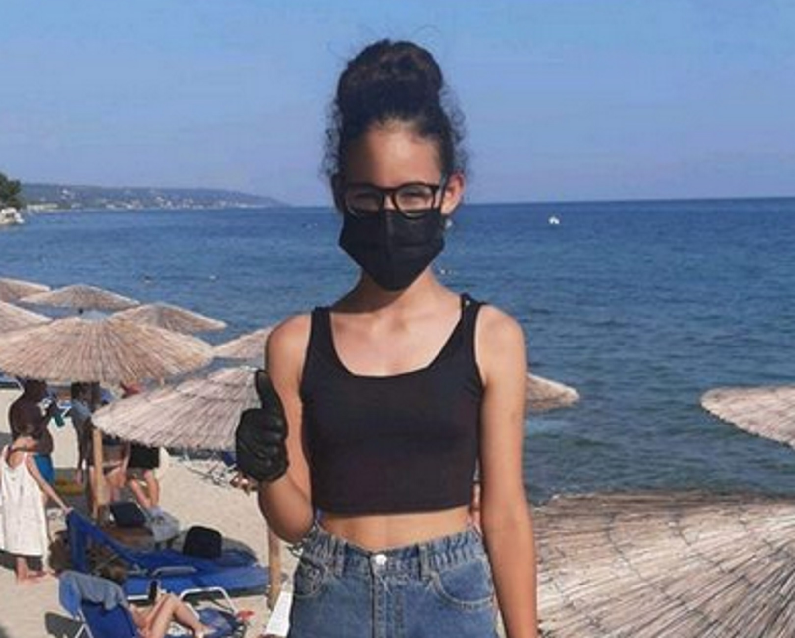 Χαλκιδική: Αυτή είναι η 12χρονη Λεμονιά που έγινε ηρωίδα μέσα από μια δραματική διάσωση σε παραλία
