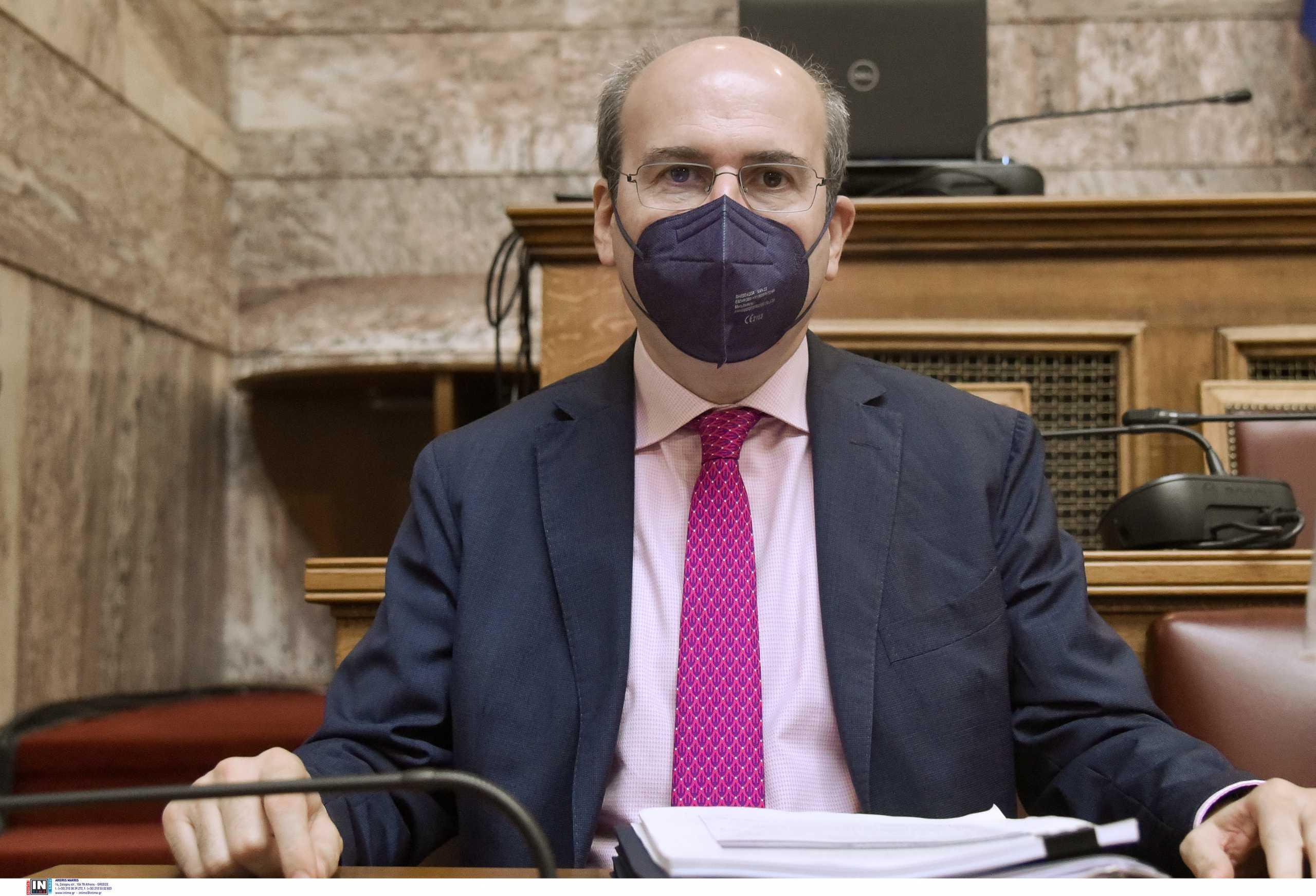 Χατζηδάκης στους υπαλλήλους του ΕΦΚΑ: Είμαστε υπηρέτες των πολιτών και όχι εξουσιαστές