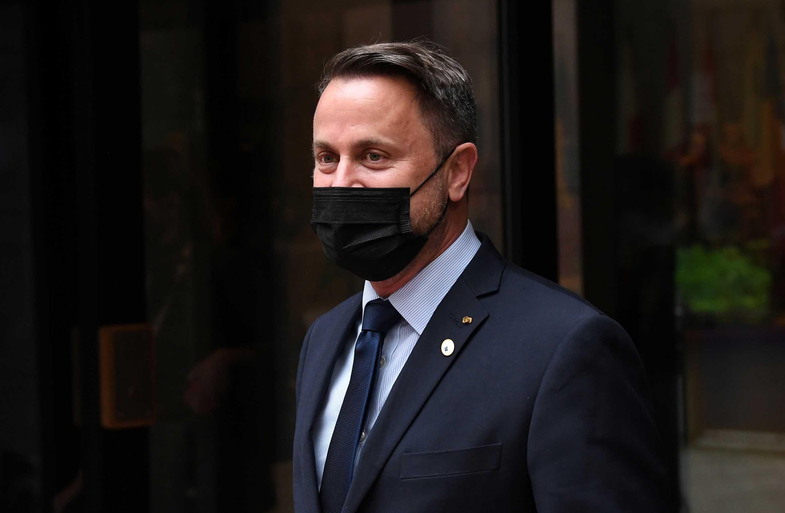 Λουξεμβούργο: Μάχη με τον κορονοϊό για τον πρωθυπουργό – «Σοβαρή αλλά σταθερή η κατάσταση του»