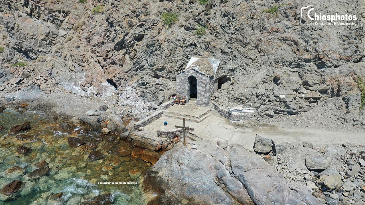 Χίος – Αγία Μαρκέλλα: Η μεγάλη γιορτή της Πολιούχου και οι εικόνες που συγκινούν τους πιστούς