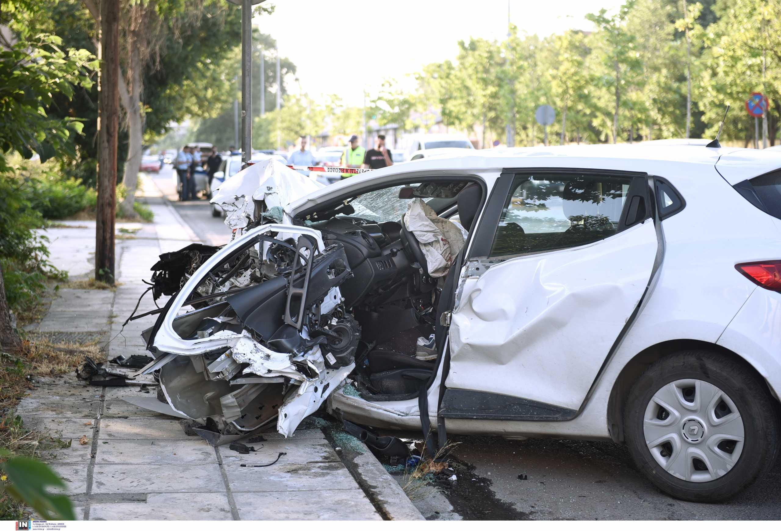 Κρήτη: Μία νεκρή και 3 τραυματίες σε φοβερό τροχαίο στην Κίσαμο