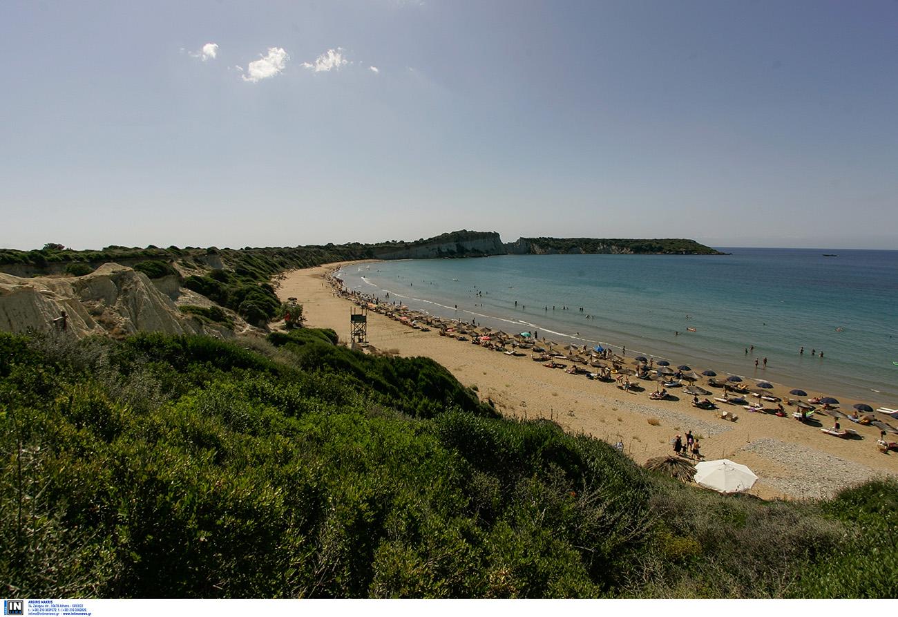 Ζάκυνθος – παραλίες: Εκεί όπου πετούν τα αεροπλάνα λίγα μέτρα πάνω από το κεφάλι σου