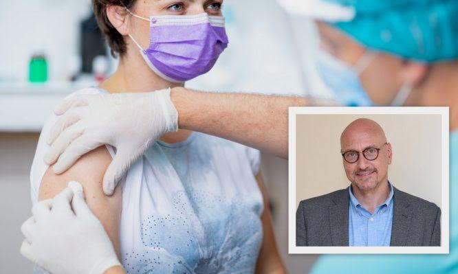 Ζαούτης: «Ψυχραιμία! Αναμενόμενη η «ανάφλεξη» της πανδημίας – Σπεύστε να εμβολιαστείτε»