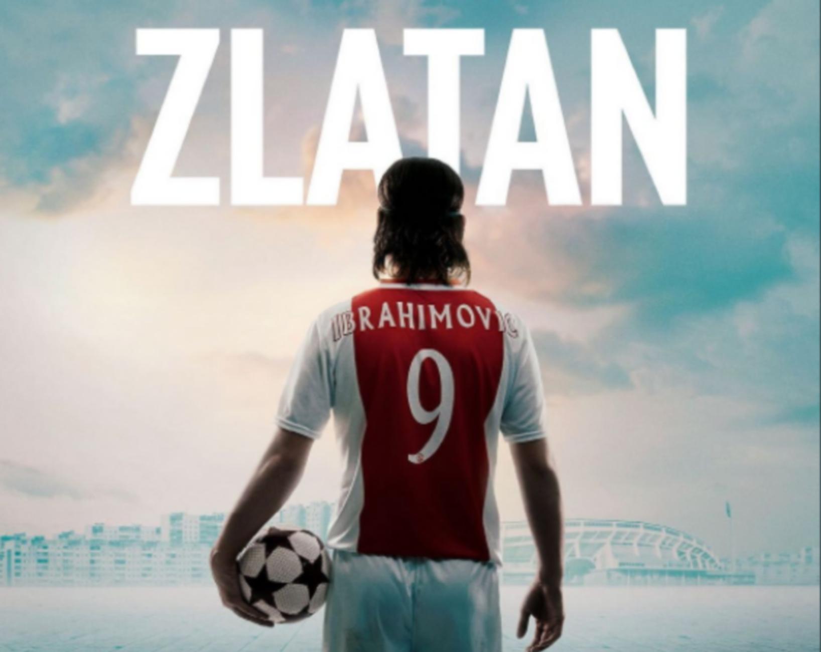 Ζλάταν Ιμπραΐμοβιτς: Το Σεπτέμβριο κάνει πρεμιέρα η ταινία για τη ζωή του