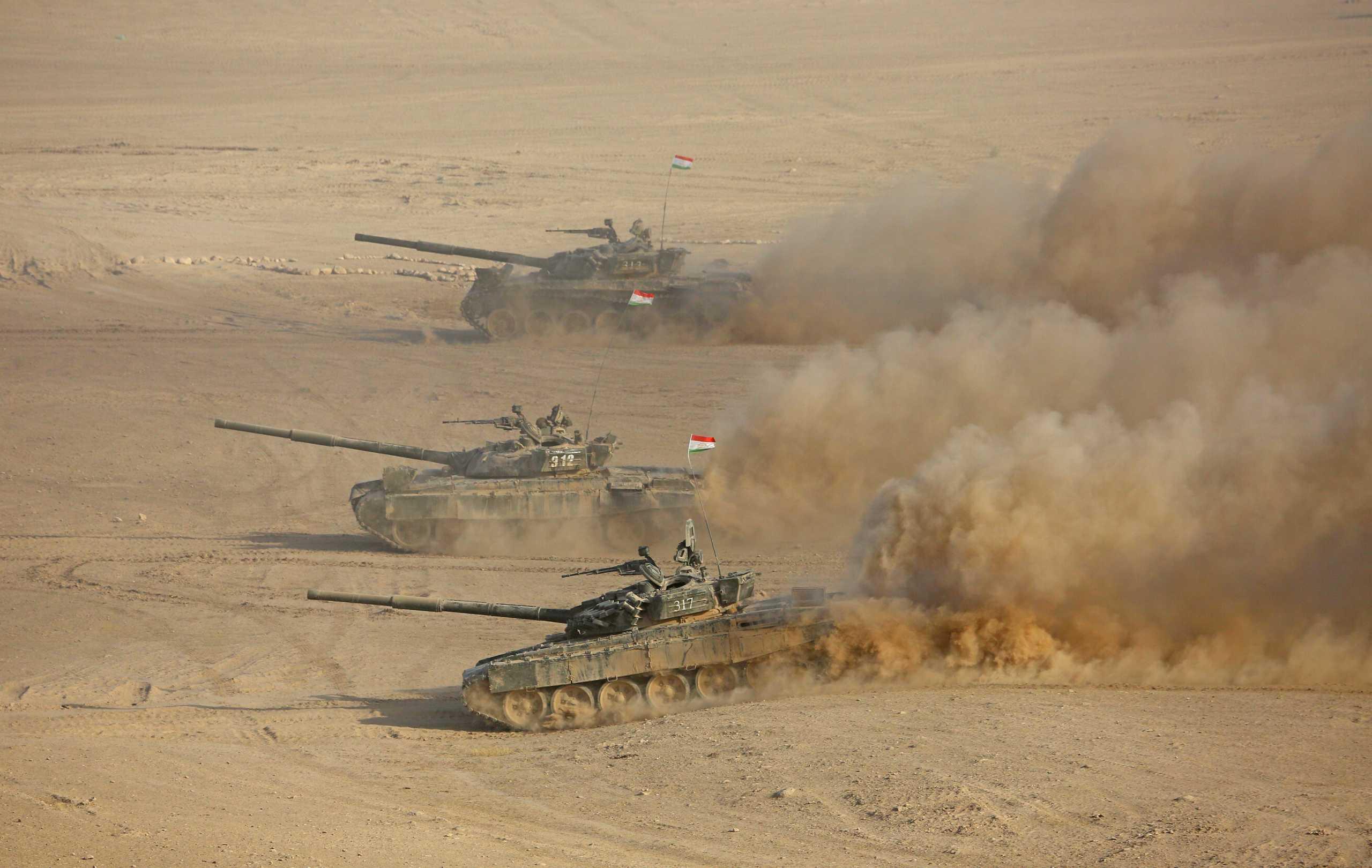 «Σε ετοιμότητα» η Ρωσία: Διεξάγει νέα στρατιωτικά γυμνάσια στο Τατζικιστάν