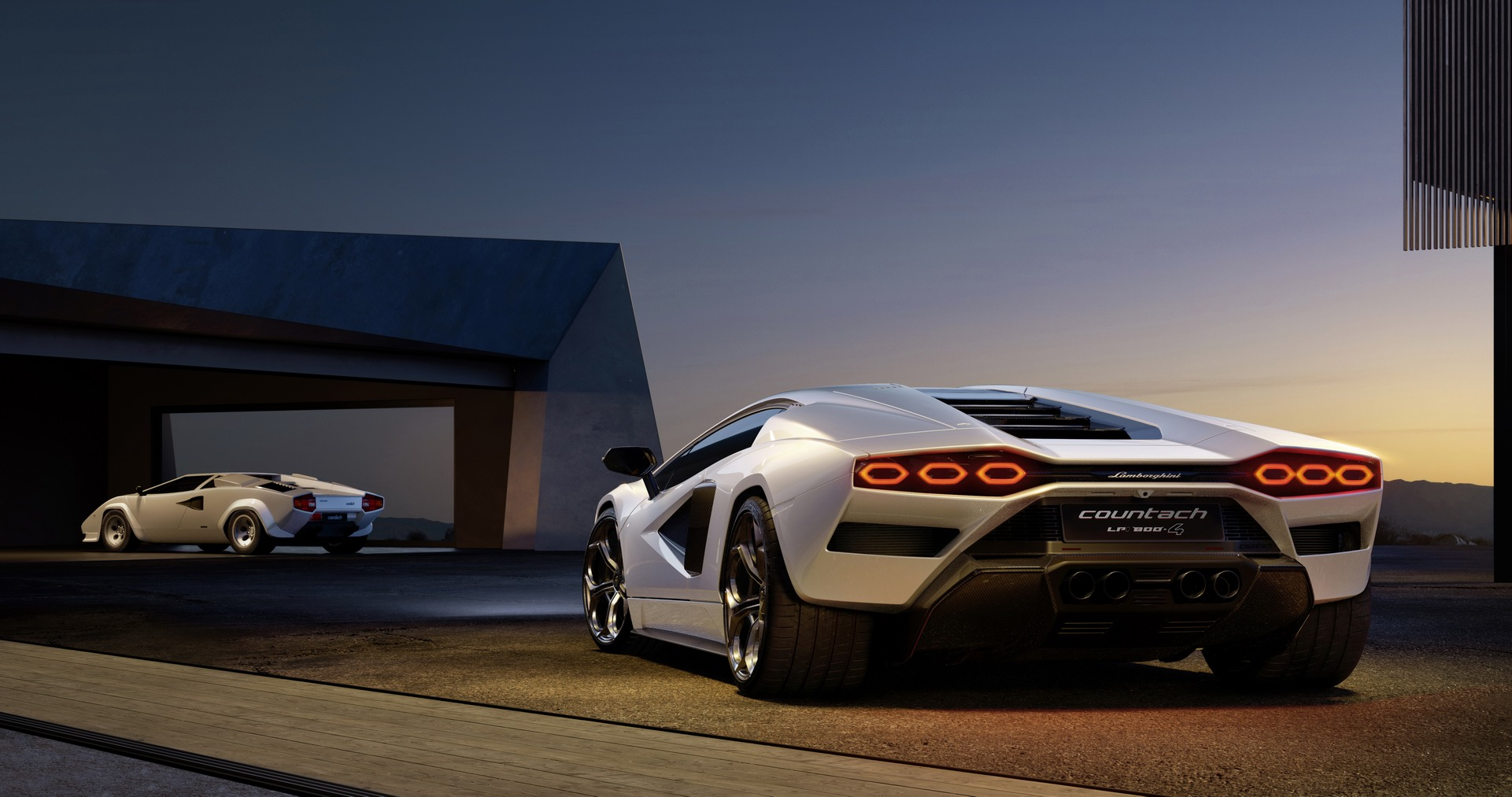 Ανάρπαστη η νέα Lamborghini Countach, ξεπούλησε πριν κυκλοφορήσει!