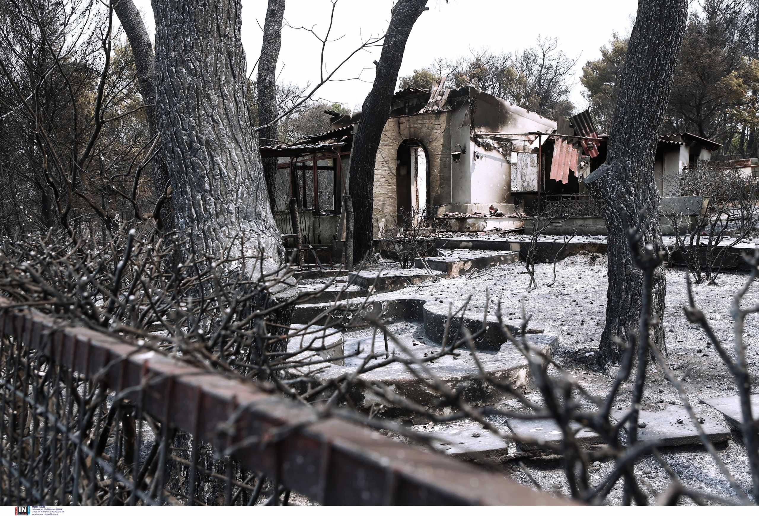 Φωτιά στη Βαρυμπόμπη: Σε κατάσταση έκτακτης ανάγκης κηρύχθηκε ο Δήμος Αχαρνών