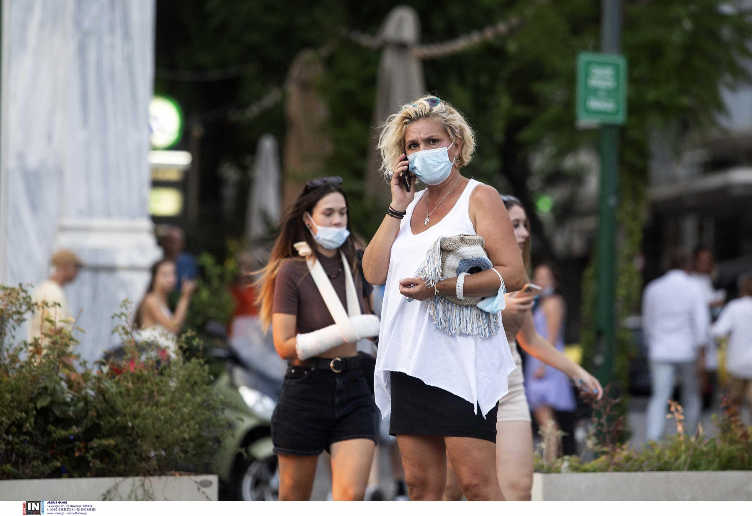 Κορονοϊός: Πάνω από 1000 κρούσματα στην Αττική – «Έκρηξη» στην Ηλεία – Ο χάρτης της διασποράς