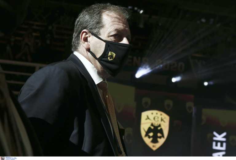 Ο Μάκης Αγγελόπουλος θα μιλήσει στον κόσμο της ΑΕΚ – Συνέντευξη Τύπου την Τετάρτη (04/08)