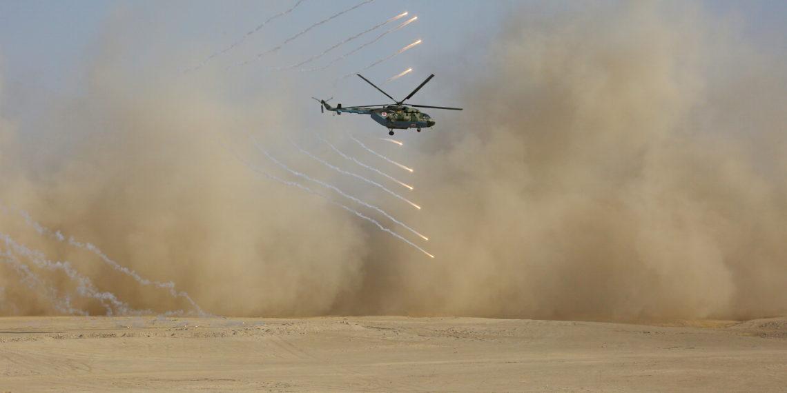 Αφγανιστάν: «Οι Ταλιμπάν επισκεύασαν και διαθέτουν τουλάχιστον 3 ελικόπτερα Black Hawk» [vid]