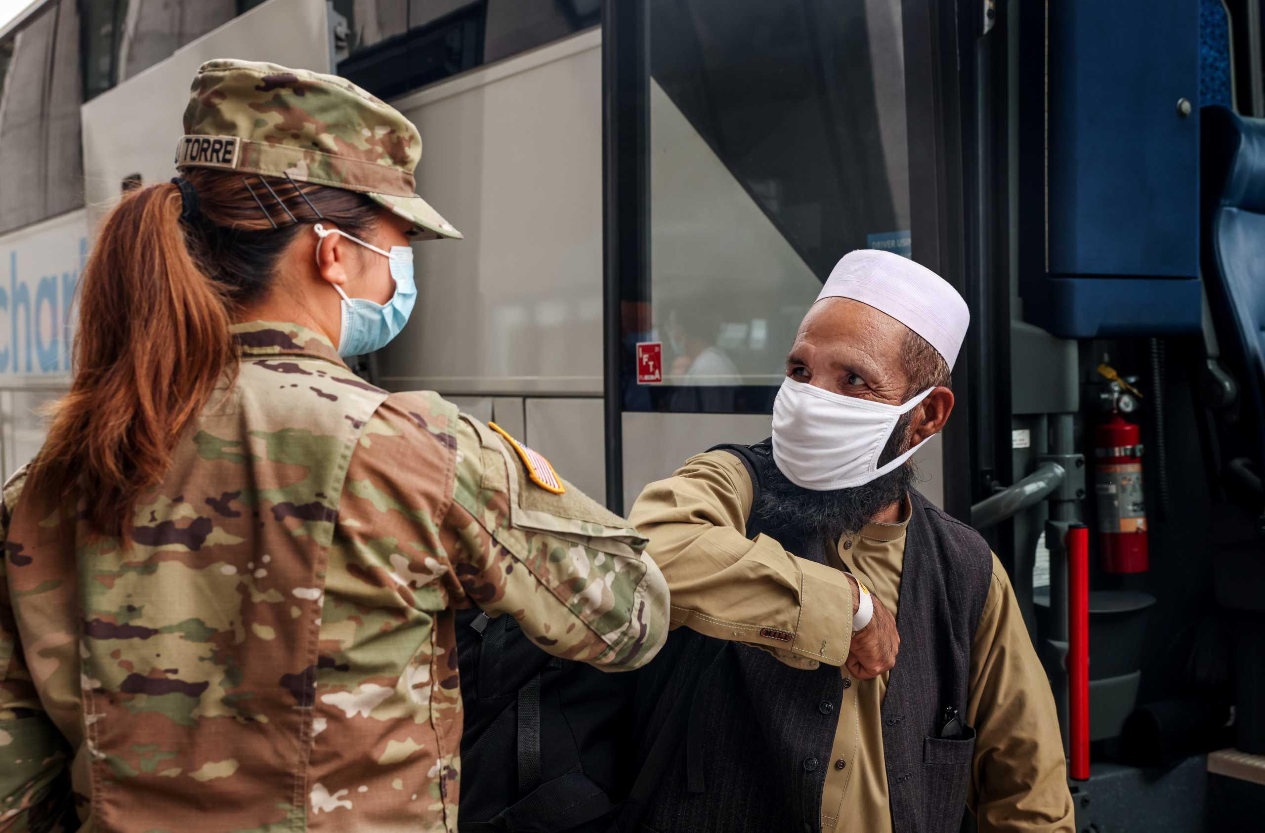 Αφγανιστάν: Ο Γ.Γ. του ΝΑΤΟ υπόσχεται να μην «ξεχαστούν» οι Αφγανοί που δεν μπόρεσαν να φύγουν