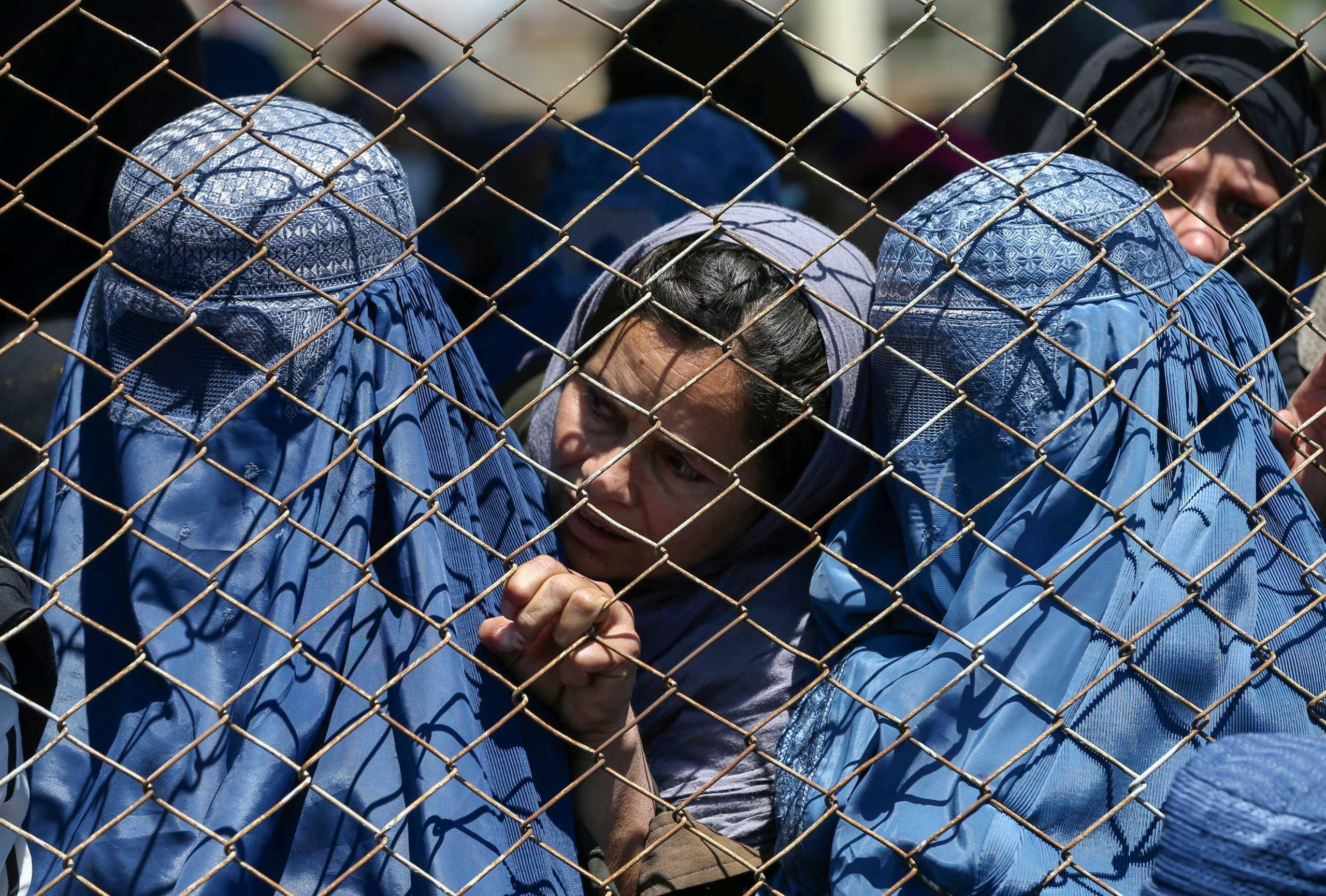 Αφγανιστάν: Κοινή δήλωση ΕΕ και άλλων 20 χωρών για την προστασία των γυναικών
