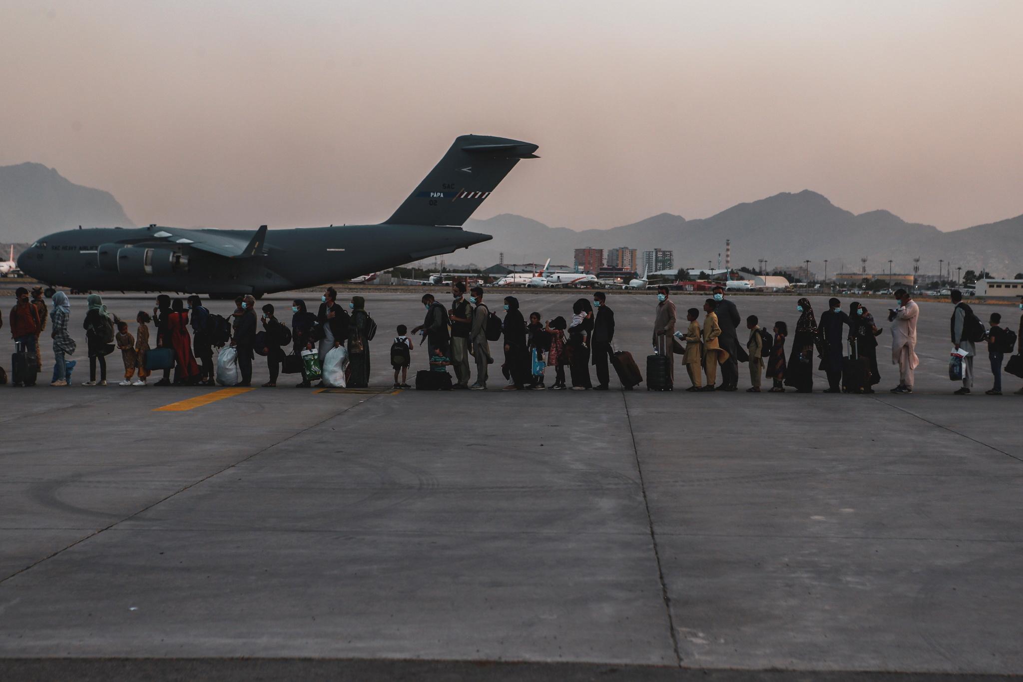 Αφγανιστάν: Οι ΗΠΑ ευχαριστούν την Τουρκία για τη στήριξη στην περιοχή