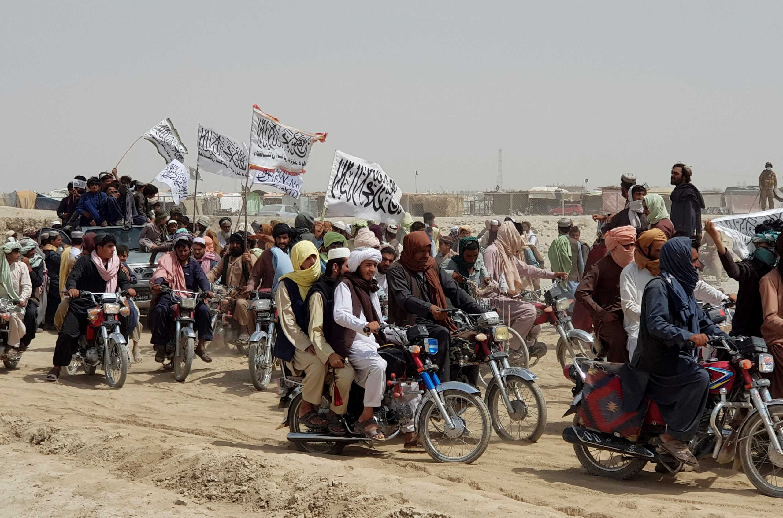 Αφγανιστάν: Συναγερμός στην Αθήνα για το μεταναστευτικό – Φόβοι για ροές από την Τουρκία