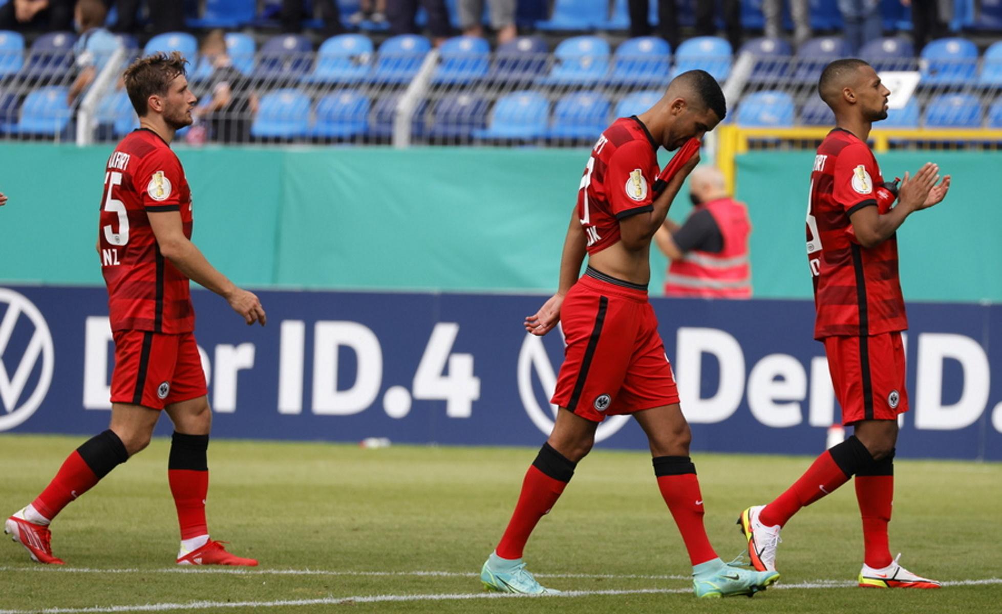 Κύπελλο Γερμανίας: Ομάδα 3ης κατηγορίας απέκλεισε την Άιντραχτ Φρανκφούρτης