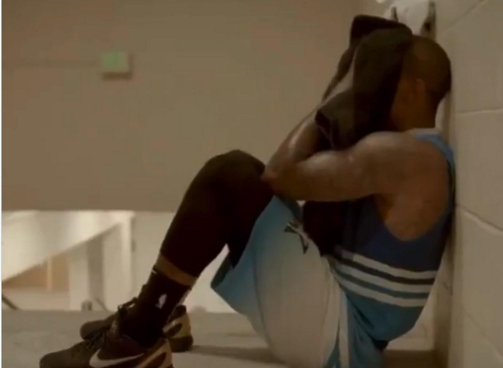 Ξέσπασε σε κλάματα ο Αϊζάια Τόμας: «Δεν με πιστεύουν πια»