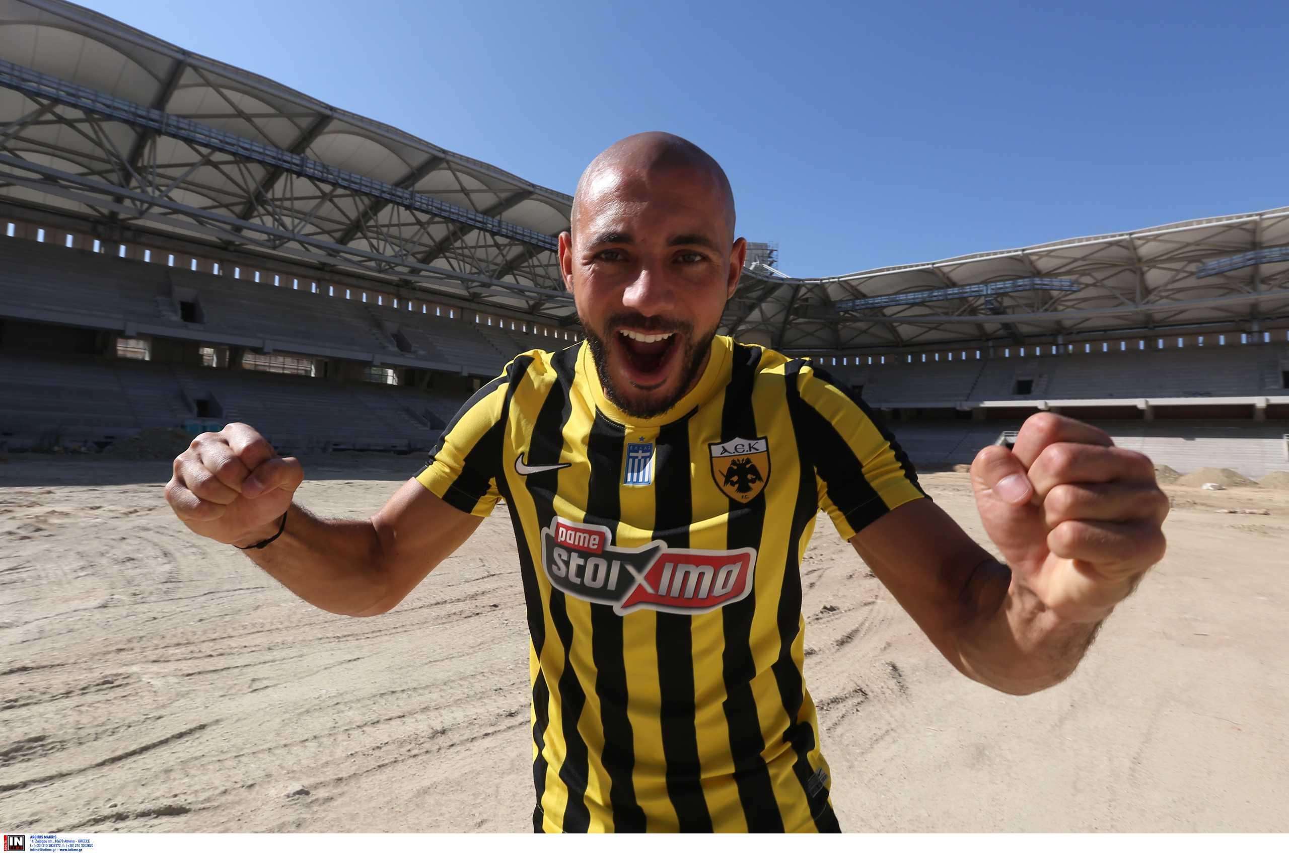 Η ΑΕΚ ανακοίνωσε επίσημα τον Αμραμπάτ που υπέγραψε για δύο χρόνια