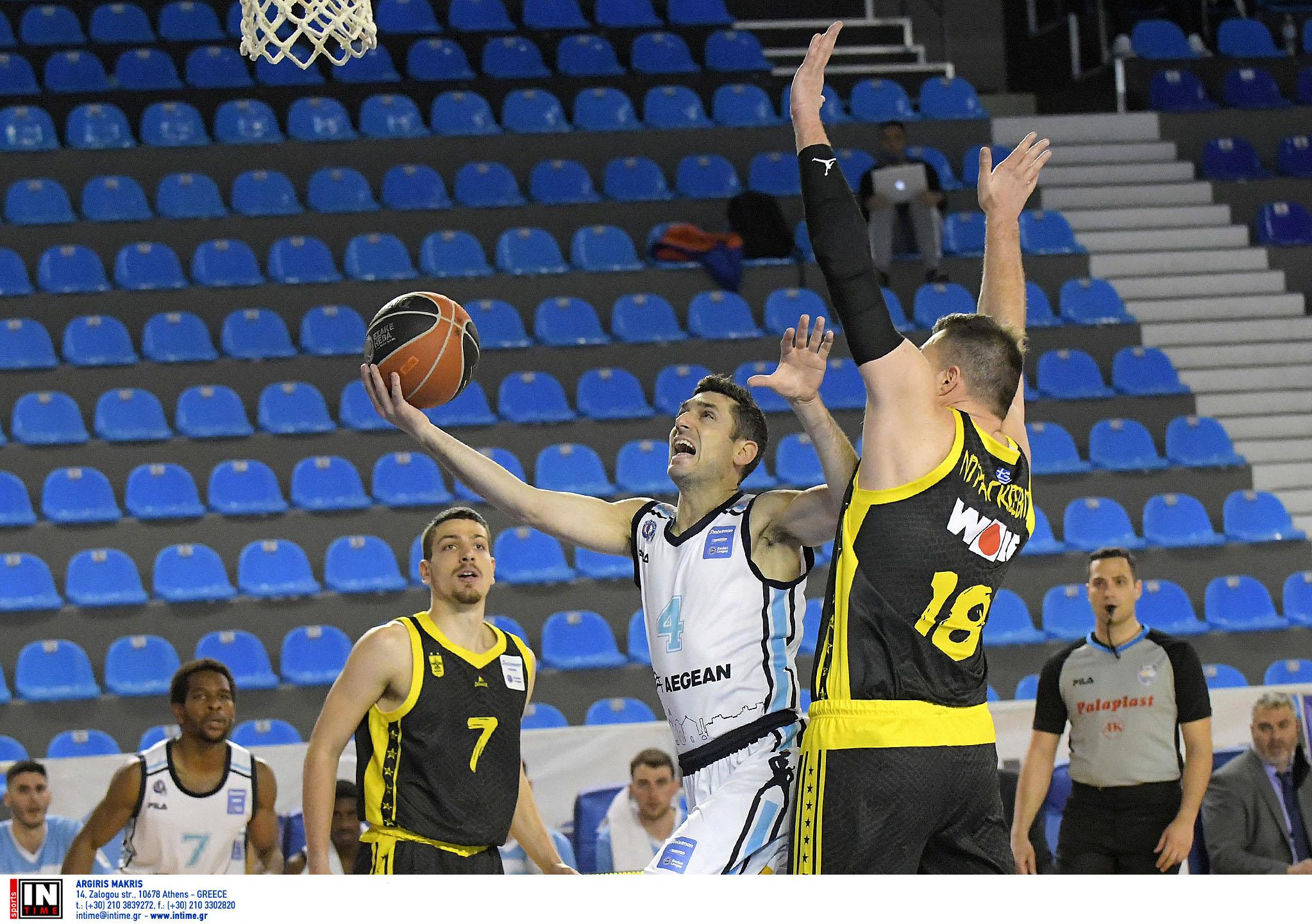 Basket League: Άρης και Κολοσσός παραμένουν χωρίς πιστοποιητικό συμμετοχής