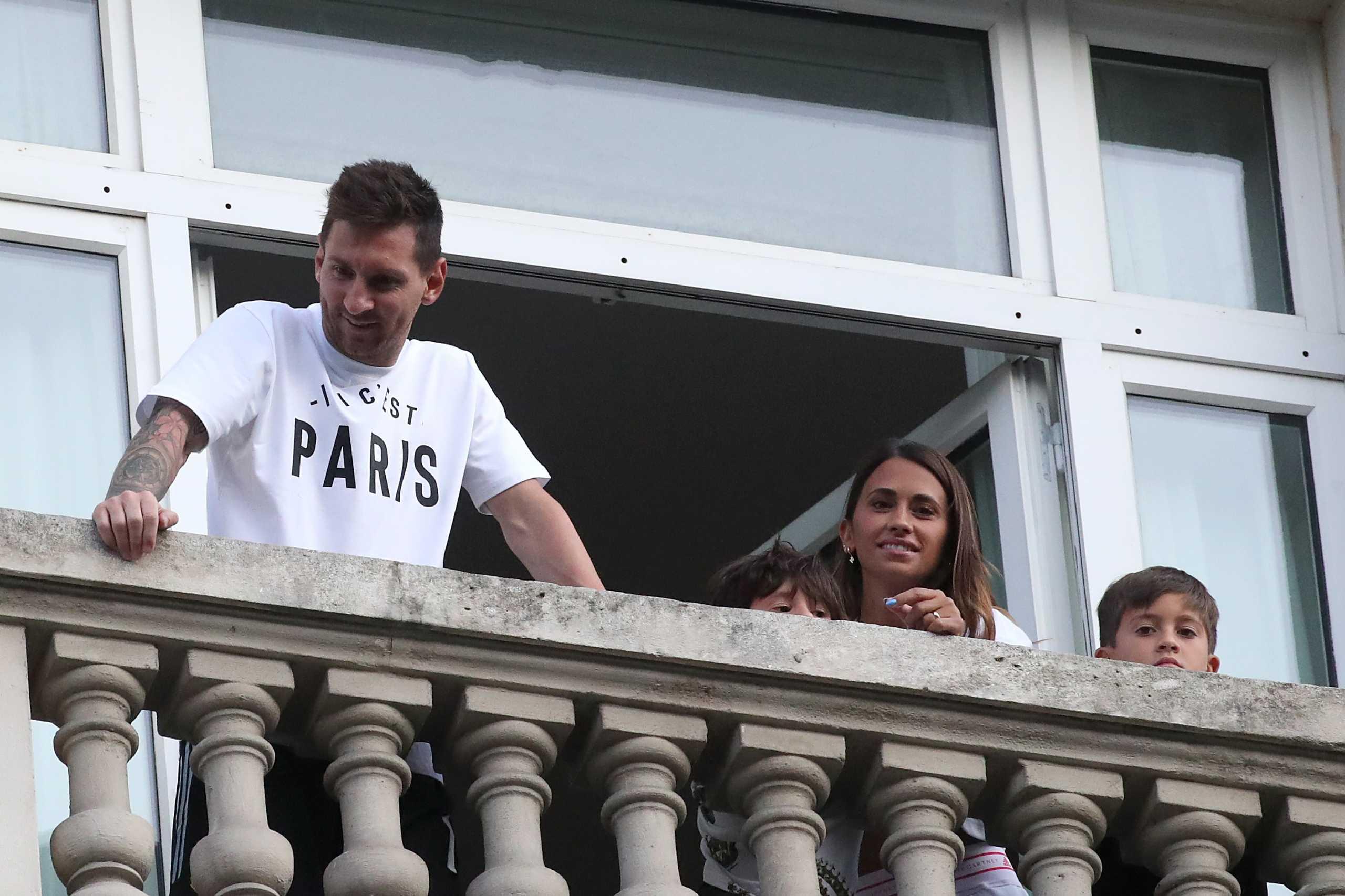 Λιονέλ Μέσι: Ληστές διέρρηξαν το ξενοδοχείο του στο Παρίσι