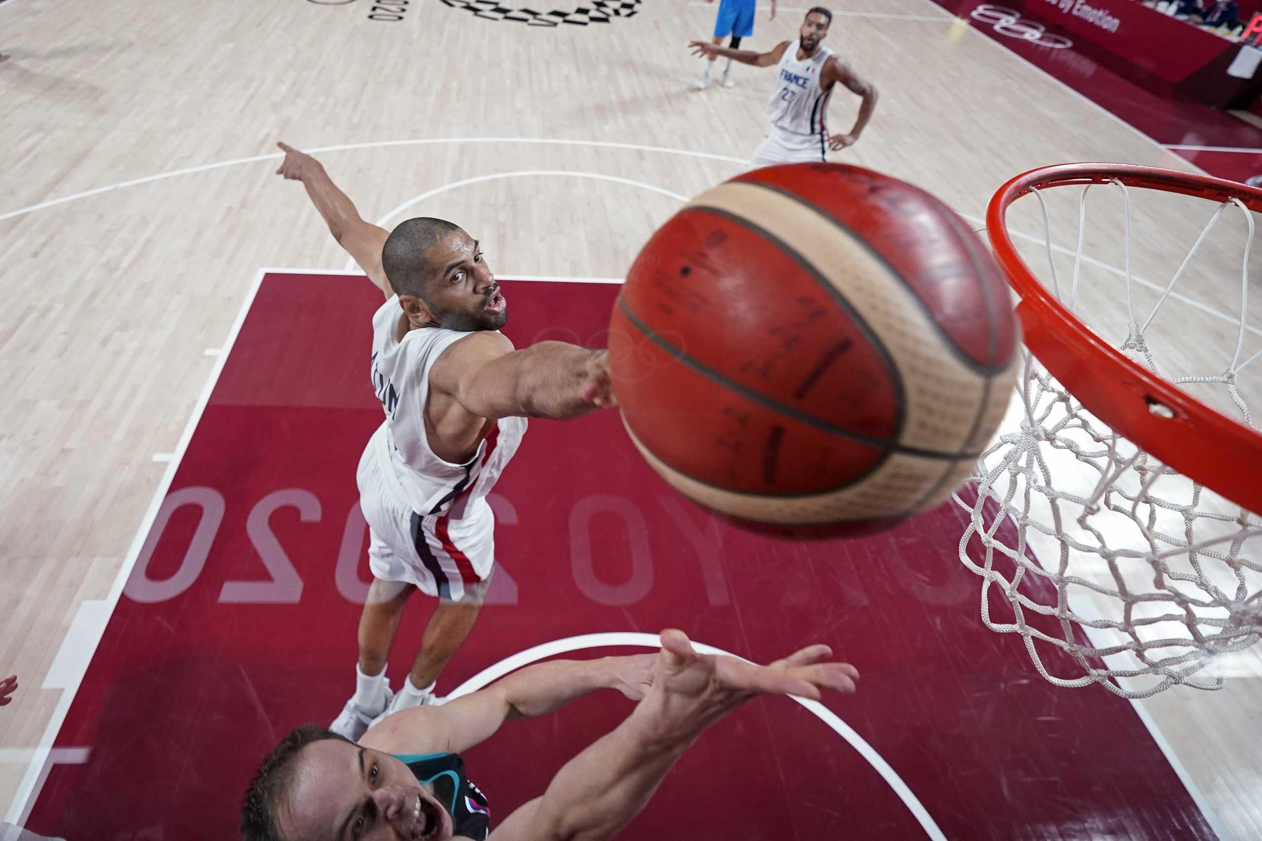 Γαλλία – Σλοβενία: Το δραματικό φινάλε του ημιτελικού στο τουρνουά μπάσκετ