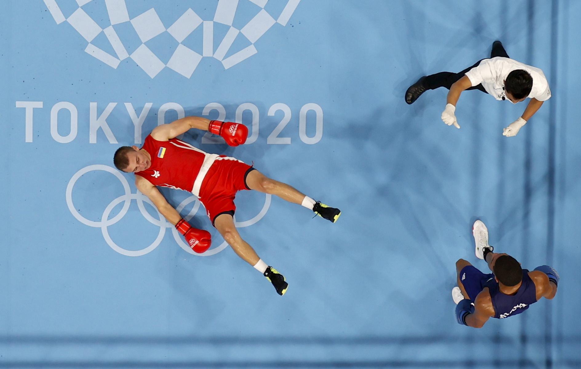 Ολυμπιακοί Αγώνες: «Χρυσός» με νοκ-άουτ ο Σόουζα στην πυγμαχία
