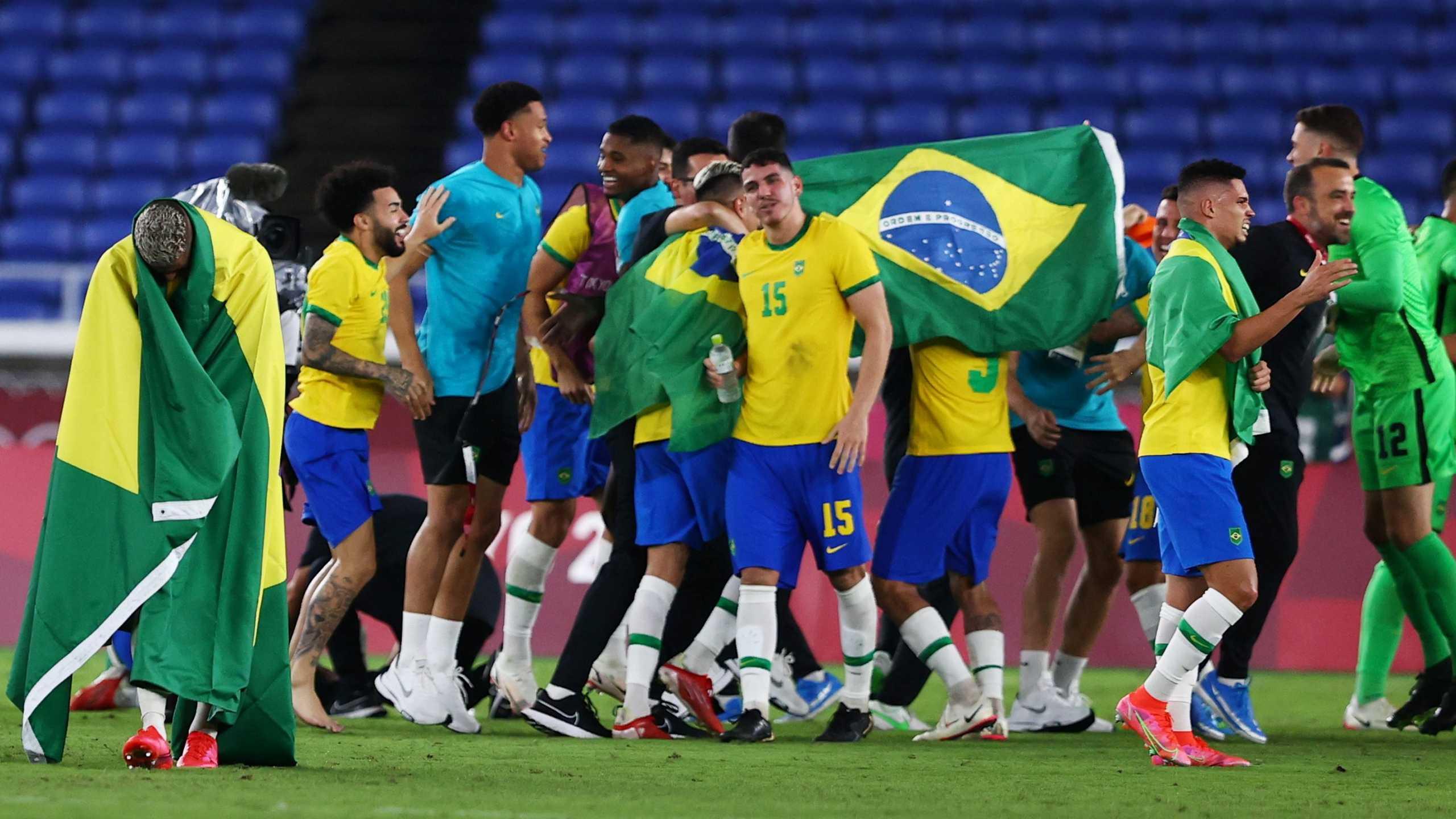 Ολυμπιακοί Αγώνες: Βραζιλία από «χρυσάφι» ξανά στο ποδόσφαιρο, νίκησε στην παράταση την Ισπανία