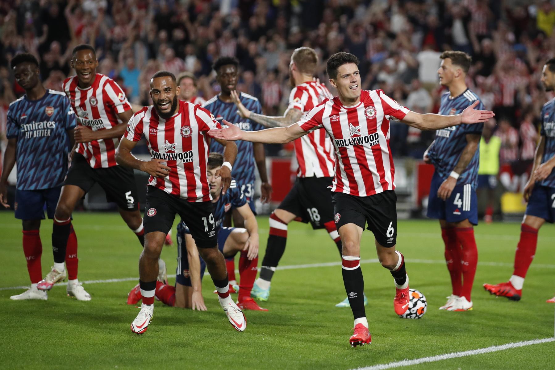 Μπρέντφορντ – Άρσεναλ 2-0: «Μπαμ» στην πρεμιέρα της Premier League