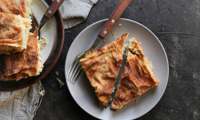 Μπρικόπιτα: Η χορταστική πίτα που θα σε … ξελογιάσει