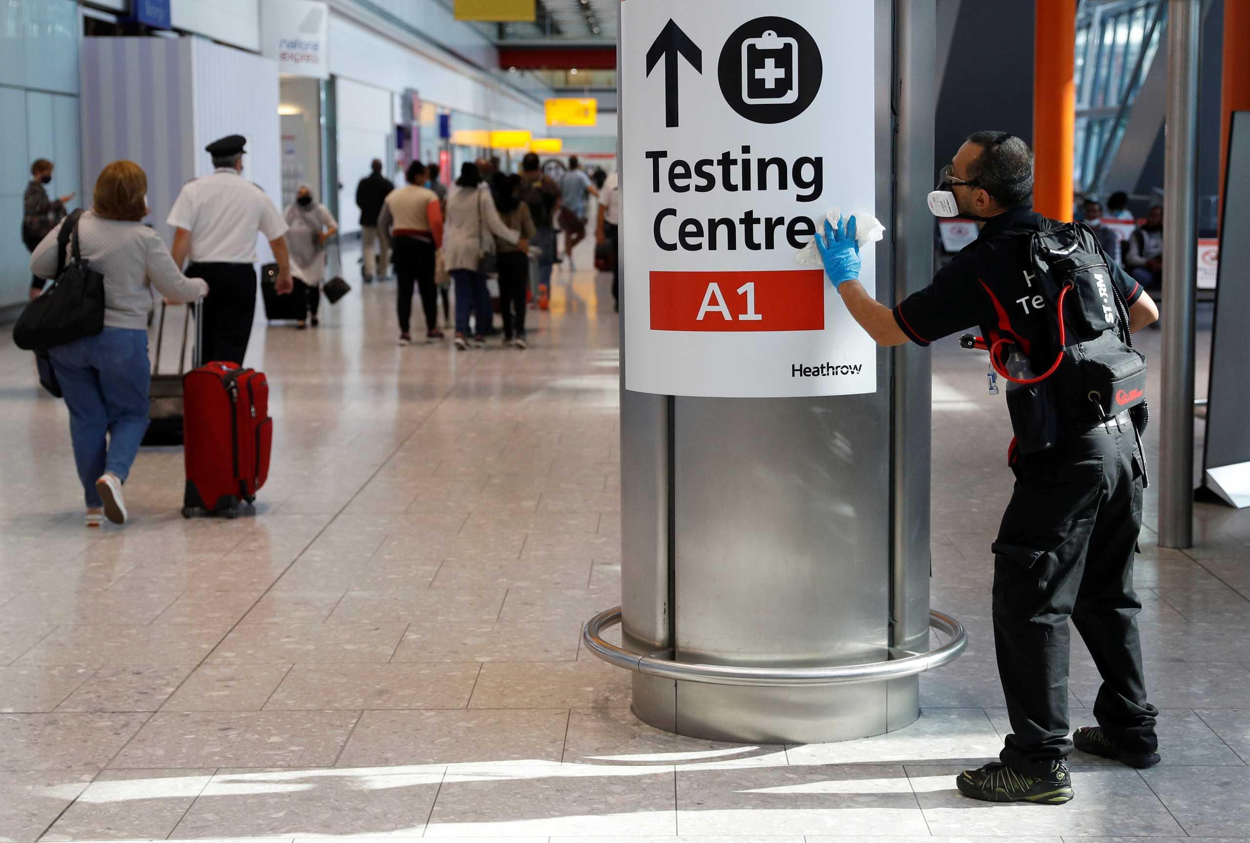 Βρετανία: Αύξηση επιβατών στο Χίθροου τον Ιούλιο – «Η ανάκαμψη έχει αρχίσει»