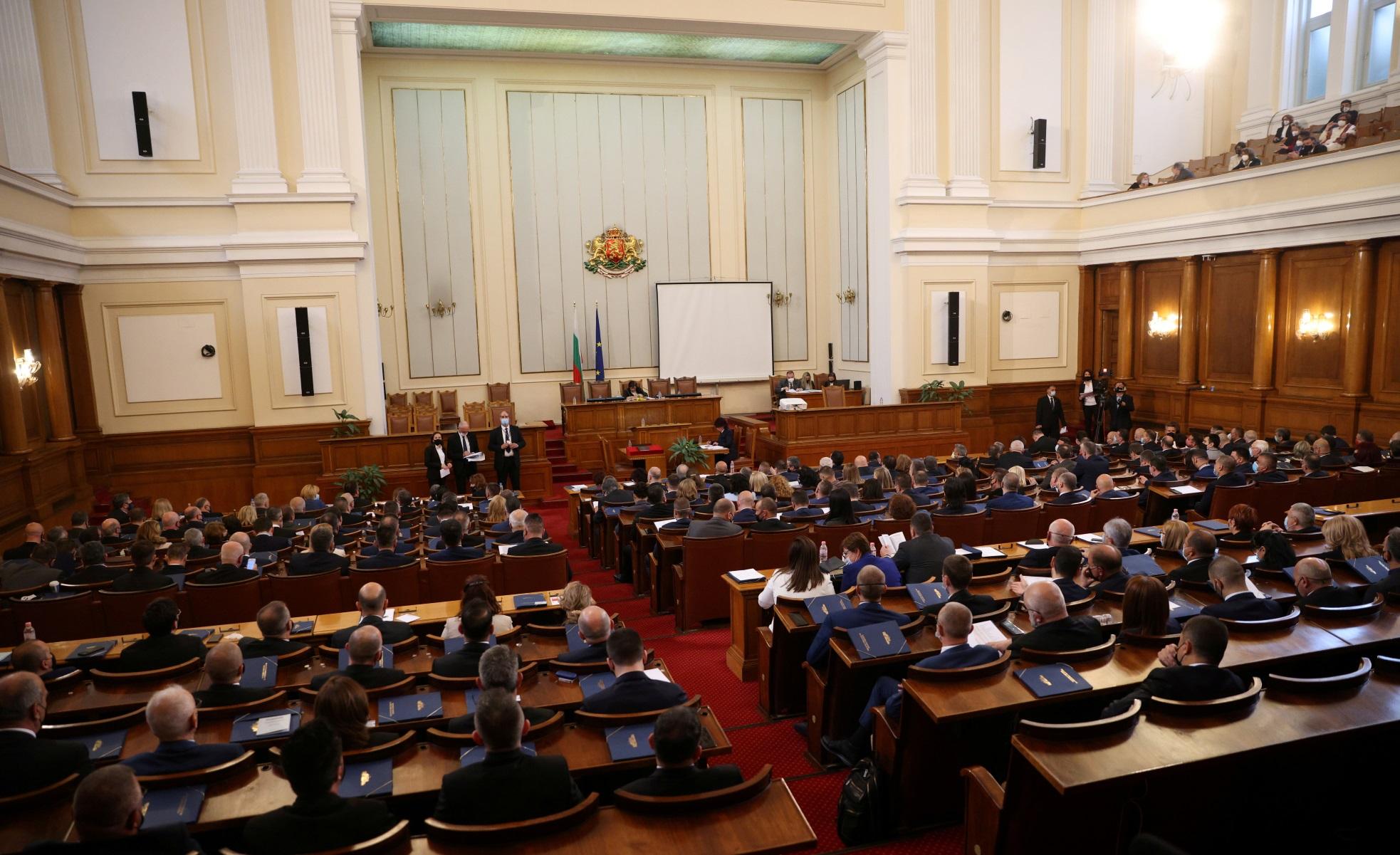 Βουλγαρία: Εντολή στο 3ο κόμμα για σχηματισμό κυβέρνησης, αλλιώς ξανά εκλογές