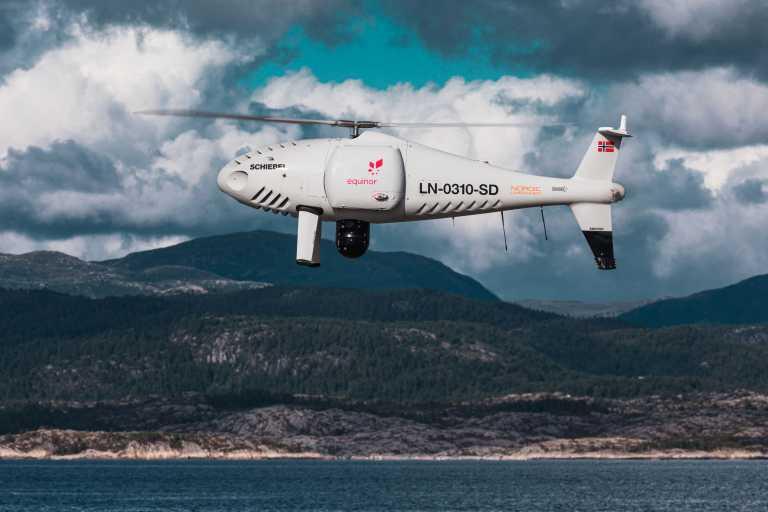 Κάνει «κινήσεις» το Πολεμικό Ναυτικό: Επιτυχημένη δοκιμή drone στη Φ/Γ «Αιγαίον»